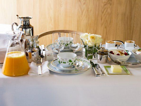 Desayuno con mayúsculas